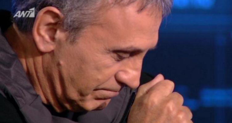 Συγκινημένοι Νταλάρας – Τσακνής στο «Ενώπιος Ενωπίω» για τον Λαυρέντη Μαχαιρίτσα (Βίντεο)