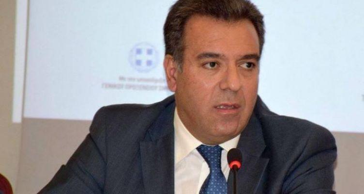 Συνάντηση του Νεκτάριου Φαρμάκη με τον υφυπουργό Τουρισμού Μάνο Κόνσολα