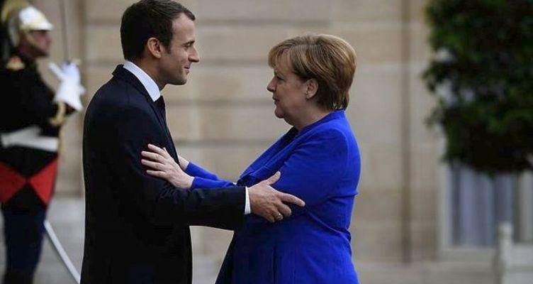 Συνάντηση Μακρόν – Μέρκελ στις 29 Ιουνίου – Σχέδιο ανάκαμψης για την Ευρώπη