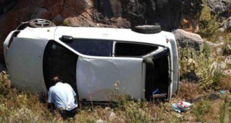 Τραγωδία με δύο νεκρούς: Αυτοκίνητο έπεσε σε γκρεμό