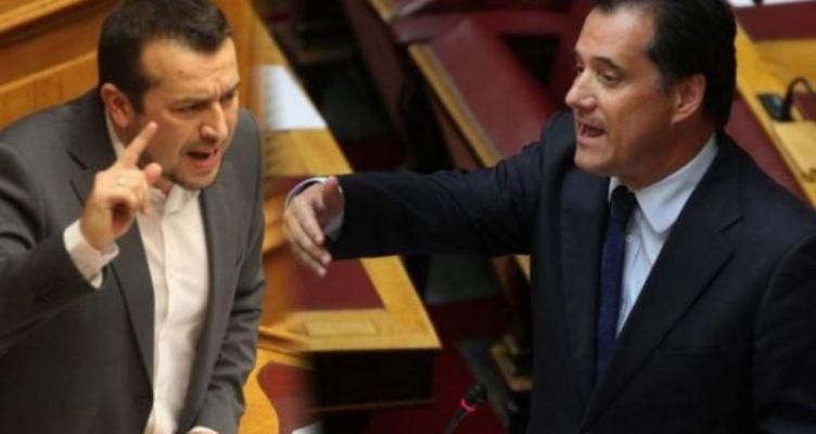 Άγρια κόντρα Γεωργιάδη-Παππά: «Είσαι για το Δελφινάριο» – «Είσαι υπουργός που πουλάει νανογιλέκα»