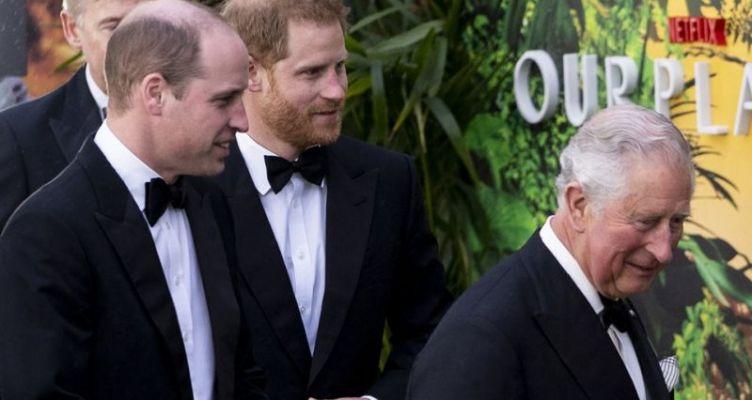 «Οσμή πραξικοπήματος»: Κάρολος και Ουίλιαμ φέρεται να συνωμότησαν για να φύγει ο Χάρι