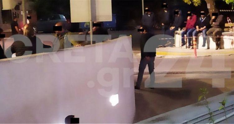 Βγήκαν ξανά τα όπλα στα Ζωνιανά: Αιματηρή συμπλοκή με δύο τραυματίες