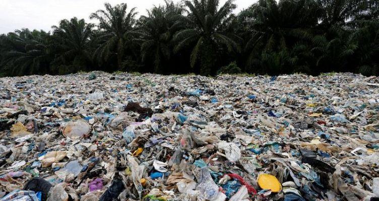 Αγρίνιο χωρίς πλαστικά απορρίμματα