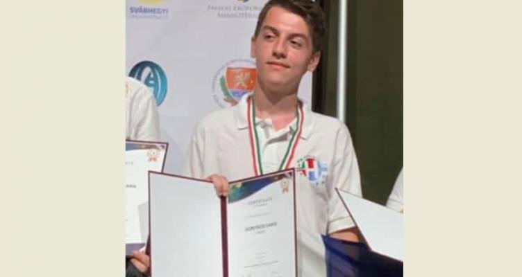 Ένας 18χρονος Πατρινός σε Camp της NASA