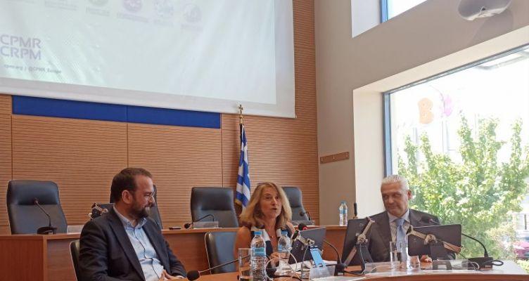 Στην Περιφέρεια Δυτικής Ελλάδας η Ελένη Μαριάνου, Γενική Γραμματέας της CPMR