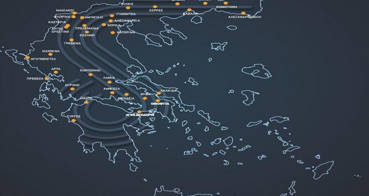 Το φυσικό αέριο πηγαίνει σε 34 πόλεις της Ελλάδας – Επενδύσεις 270 εκατ. ευρώ