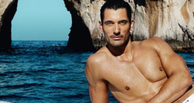 David Gandy: Ο πιο όμορφος άντρας του κόσμου και κάνει διακοπές στην Ελλάδα