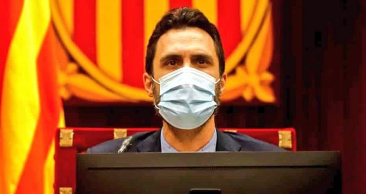 Ισπανία: Θύμα υποκλοπής έπεσε ο πρόεδρος του Καταλανικού Κοινοβουλίου