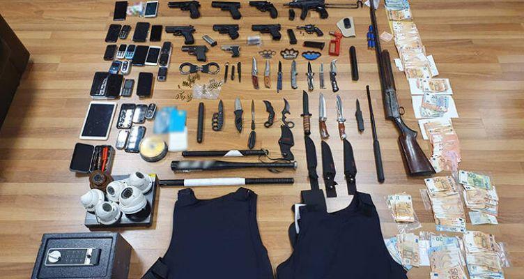 Εγκληματική οργάνωση – Αποκαλύψεις: Ο αρχηγός, οι φύλακες, το «ποδήλατο» και τα «λουκούμια»