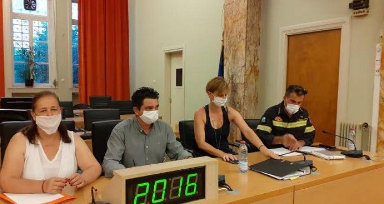 Έκτακτη Συνεδρίαση του Συντονιστικού Τοπικού Οργάνου του Δήμου Αγρινίου