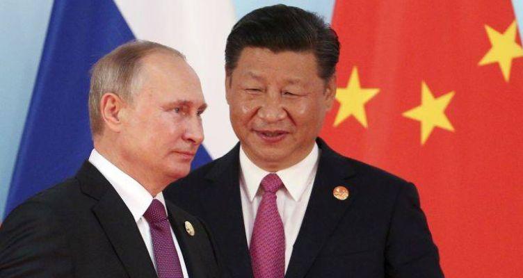 Ενισχύεται η συνεργασία μεταξύ Ρωσίας και Κίνας