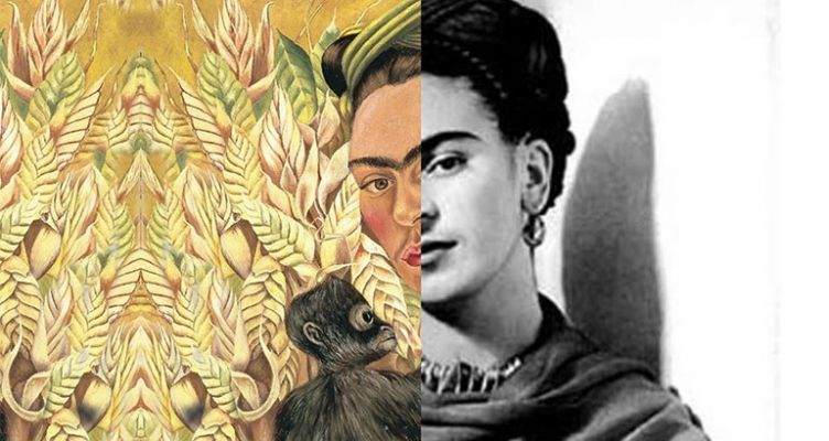Ένα τραγούδι για τη Φρίντα Κάλο από το Δημήτρη Βουτσά
