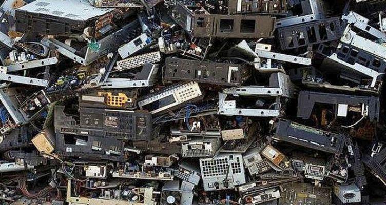 Τα ηλεκτρονικά απόβλητα αυξήθηκαν κατά 21% την τελευταία πενταετία