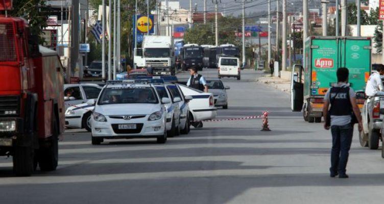 Αστυνομική επιχείρηση για ναρκωτικά στο Ζεφύρι – Δύο συλλήψεις