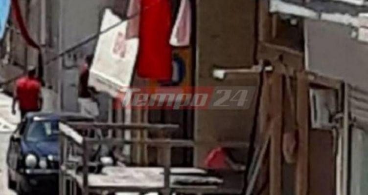 Κάτω Αχαΐα: Έστησε εξέδρα για υπαίθριο γλέντι και κατέληξε στο αυτόφωρο
