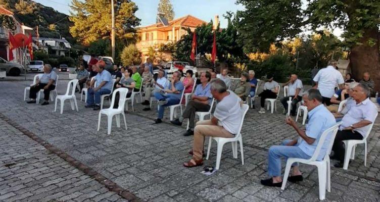 Άνω Μυρτιά: Εκδήλωση για τα 77 χρόνια από τη νικηφόρα Μάχη της Γουρίτσας του Ε.Λ.Α.Σ.
