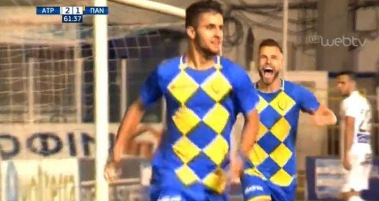 SL1 – ΠΑΝ: Ο 17χρονος Κωνσταντόπουλος στο ντεμπούτο του ισοφάρισε σε 2-2! (Βίντεο)