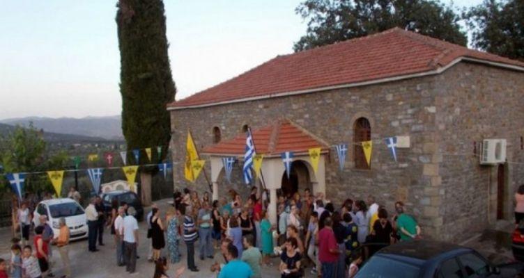 Τα λείψανα της Αγίας Μαρίνας βρίσκονται στον ομώνυμο Ιερό Ναό στα Ξηρέικα