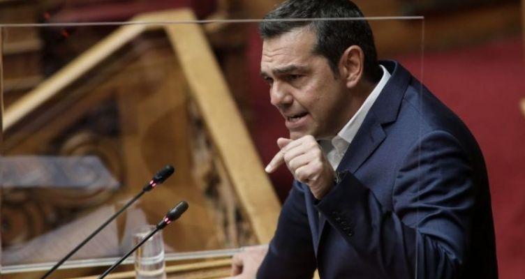 Τσίπρας στη Βουλή: Να μην γίνεται προσπάθεια ωραιοποίησης της κατάστασης στην οικονομία