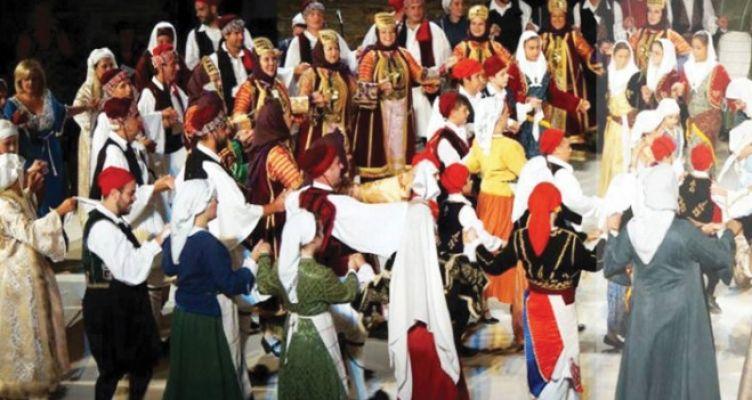 6ο Φεστιβάλ Παραδοσιακών Χορευτικών Τμημάτων του Δήμου Ακτίου-Βόνιτσας