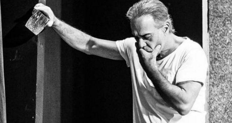 Ο 58χρονος Παύλος Ευαγγελόπουλος με κοιλιακούς φέτες στην Ψαρρού