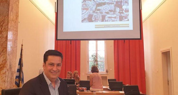 Γιώργος Παπαναστασίου: Αλλάζουμε την πόλη του Αγρινίου με γρήγορους ρυθμούς