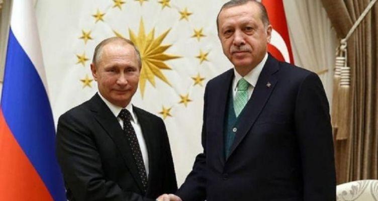 Πούτιν και Ερντογάν συζητούν για Αρμενία και Αζερμπαϊτζάν