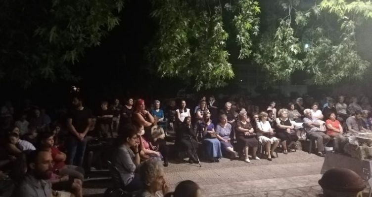 Το Αγρίνιο τίμησε τον  Άγιο Παΐσιο – Πλήθος πιστών σε κατανυκτική ατμόσφαιρα (Φωτό – Βίντεο)