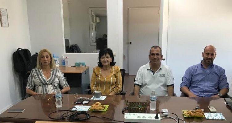 Επίσκεψη της Μαρίας Σαλμά σε επιχειρήσεις στο Δήμο Ακτίου – Βόνιτσας