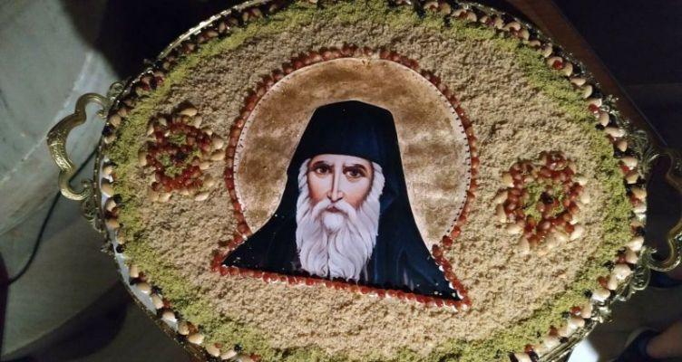 Ι.Ν. Αγίας Τριάδος Αγρινίου: Τέλεση Αγρυπνίας επί τη εορτή τουΟσίου Παϊσίου