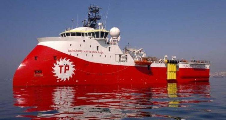 Νέα τουρκική Navtex: Στέλνει το Barbaros στην Κυπριακή Α.Ο.Ζ.