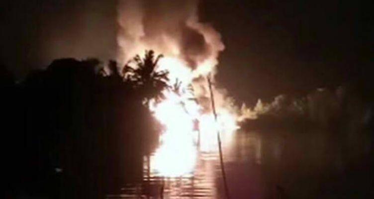 Τραγωδία στη Νιγηρία: Επτά νεκροί από έκρηξη σε εξέδρα άντλησης πετρελαίου