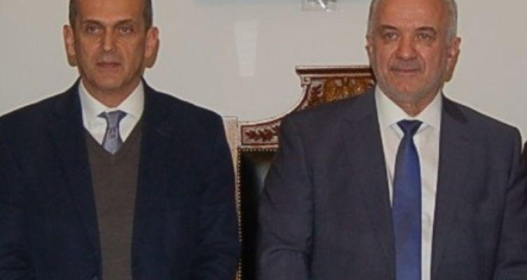 Συγχαρητήρια επιστολή του Δημάρχου Κώστα Λύρου στον καθηγητή Νίκο Ζαχαριά