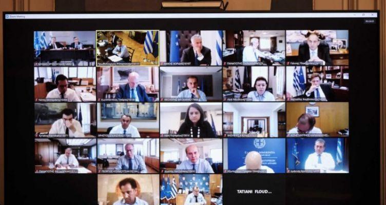 Υπουργικό: Τη Δευτέρα στην δημοσιότητα το σχέδιο Πισσαρίδη