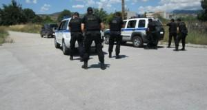Συλλήψεις για ναρκωτικά στον κόμβο Ρίγανης
