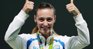 Χάλκινη Ολυμπιονίκης στη σκοποβολή στο Ρίο η Άννα Κορακάκη