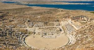Παράσταση 2.100 χρόνια μετά στη Δήλο,από το ΔΗΠΕΘΕ Αγρινίου
