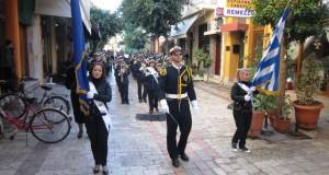 Μεσολόγγι: Αποκατάσταση φθορών στην πλακόστρωση της περιοχής του Αγίου Σπυρίδωνα