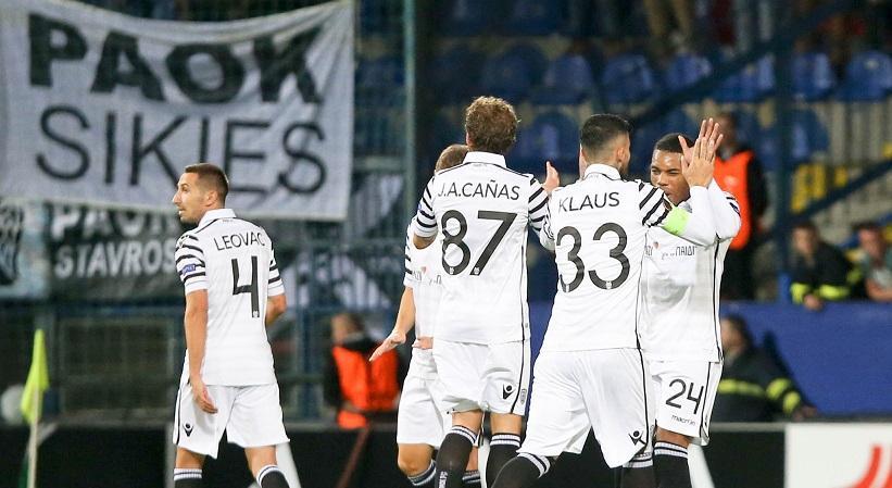 Τα γκολ του Αθανασιάδη, στέλνουν στην «εντατική» την Σλόβαν!