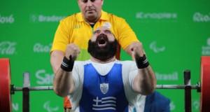 Παραολυμπιακοί 2016: Η τελική θέση της Ελλάδας στον πίνακα των…