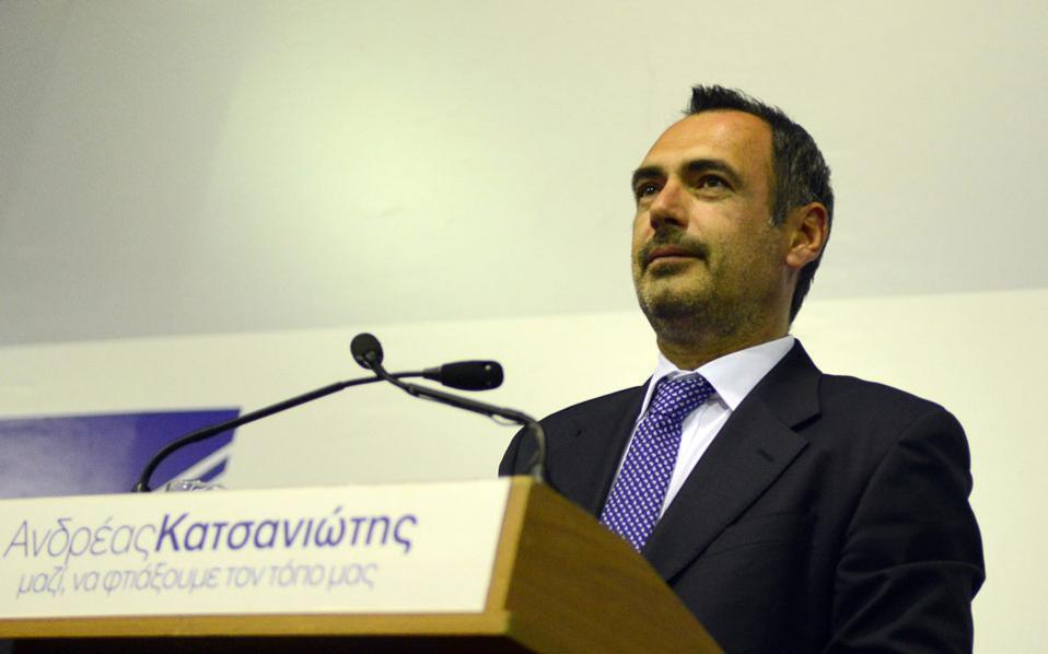 Ο Αντρέας Κατσανιώτης για τα έργα της Περιφέρειας, από το «Ταμείο Μολυβιάτη»