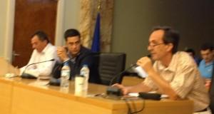 Oι κύριες θέσεις του δημάρχου Αγρινίου Γ.Παπαναστασίου για το κυκλοφοριακό:Θέλω…