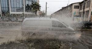 Απίστευτη Νεροποντή στην Ναυπακτία – Πλημμυρισμένες περιουσίες (Βίντεο)