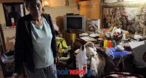 Μετρούν τις πληγές τους οι κάτοικοι του Μεσολογγίου (Φωτογραφίες –…