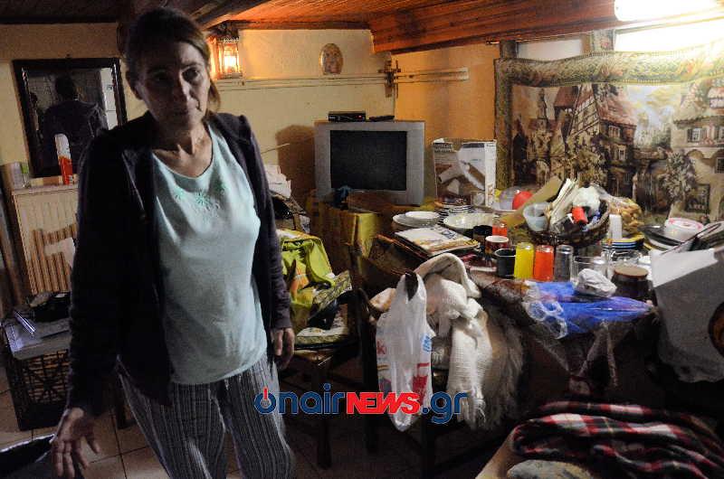 Μετρούν τις πληγές τους οι κάτοικοι του Μεσολογγίου (Φωτογραφίες – Βίντεο)