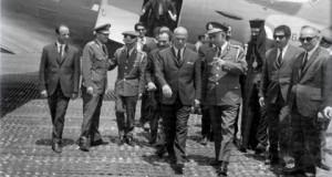 Πέθανε ο πραξικοπηματίας Παττακός – ΦΩΤΟ Ντοκουμέντο από την επίσκεψή…