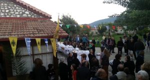 Γιορτάζει η Ιερά Μονή Αγίου Δημητρίου Δρυμού Βόνιτσας