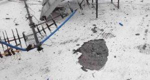 Κεραυνός χτύπησε πολυκατοικία στο Βόλο – «Εσκαψε» το τσιμέντο στην…