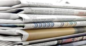 Tα πρωτοσέλιδα των κυριακάτικων εφημερίδων (09/10)